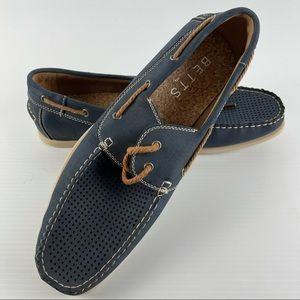 Men's Boat Lace Shoes - Size 10 Worn once